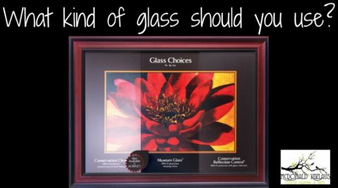 What kind of glass should you use?