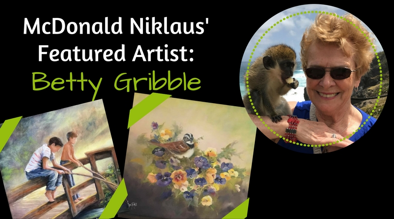 Featured Artist: Betty Gribble