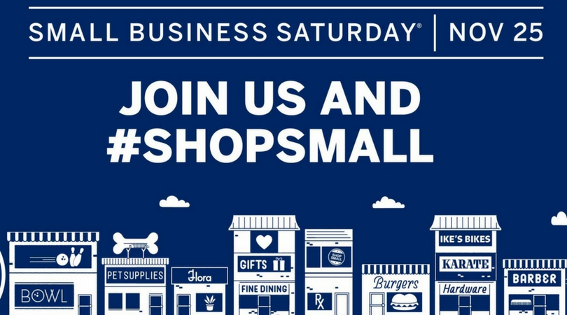 Small Business Saturday Relaxation Party